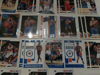 2019-20 Donruss basketball RJ barrett RC New York Knicks Super Team Lot NBA