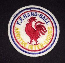 FF Hand-ball Arbitre Inter Ligues Patch - France Handball