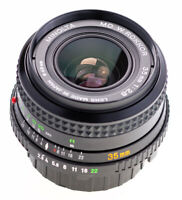 Minolta MD W Rokkor 35 mm f 2,8 mit Minolta SR Anschluss Top Prime Lens  ( 697 )