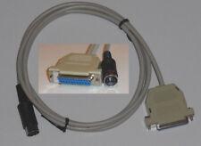 AMIGA Monitor RGB Kabel Cable 1 Meter (Analog).
