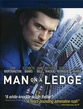 Man on a Ledge (2012, REGION A Blu-ray New)