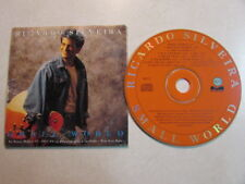 RICARDO SILVEIRA SMALL WORLD 1992 PROMO ADVANCE OF CD ALBUM IN CARDBOARD SLEEVE