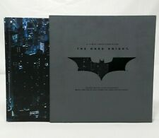 Batman The Dark Knight Soundtrack Collectors Edition Deluxe Special Set Book CDs