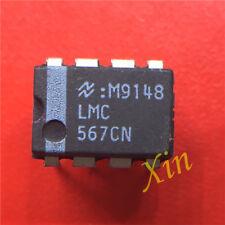 5pcs LMC567CN LM567CN NE567N 567D DIP8 Neuf
