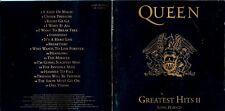 Queen Cd album - Greatest Hits II / 2 ,17 tracks