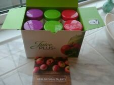 New sealed juice plus capsules 6 tubs of 120  full box 4 month's supply 2019*