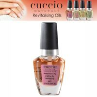 Cuccio Cuticle Oil Revitalising Mini Pomegranate & Fig Manicure Nail Treatment