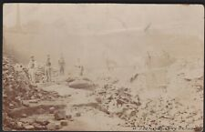 More details for postcard - stone quarry, bulwell, nottinghamshire - real photo
