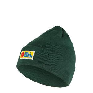 Fjallraven Vardag Classic Beanie Hat Arctic Green - SALE!!