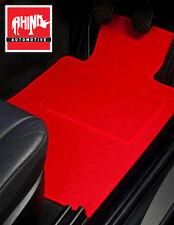 HONDA S2000 1999> FULLY TAILORED RED CARPET CAR MAT SET 2057