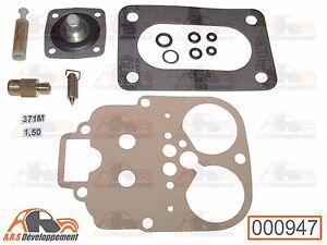 JOINTS (SEALS) carburateur Weber 30 DFS Citroen GS 1015 1130 1220 X3 -947-