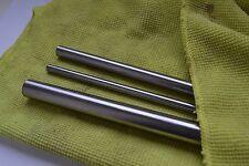 12mm Plateado Acero Suelo barra de Eje 380mm Modelo fabricante x 1