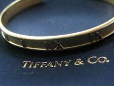 Tiffany & Co 18KT Atlas Cuff Bracelet Yellow Gold