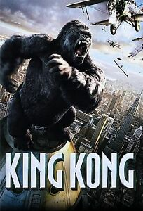 King Kong (Full Screen Edition) - DVD - VERY GOOD