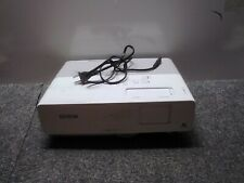 Epson PowerLite 83+ EMP-83H LCD Projector w/488 Hours on Bulb