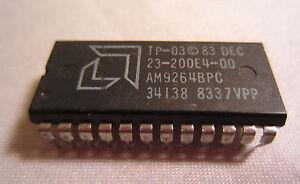 TP-03 Copyright 1983 DEC 23-200E4-00 AM9264BPC 34138 8337VPP Ic Chip x1