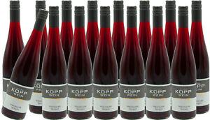 (15 x 0,75l) 20er DORNFELDER trock. Qualitätswein Erzeugerabfüllung Weingut Kopp