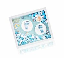 Baby Hand and Footprint Kit for Newborn Girls and Boys, Personalized Baby Han.