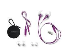 BN Genuine Bose SoundSport In-Ear Earphones for Apple Devices Purple UK