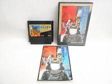 NOBUNAGA NO YABO ZENKOKU BAN Item Ref/bbc Famicom Nintendo Koei Japan Game fc