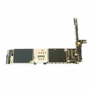 Motherboard Mainboard iPhone 6s Plus 32GB Black Home Button (UNLOCKED)
