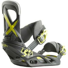 Burton Lexa Restricted Snowboard Bindings Size M UK 6 -8 Excellent condition!