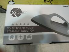 New Xsteam Grey Professional Clothes Steamer 4 Travel Work Home Portable Light