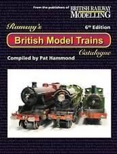 Ramsay's British Model Trains Catalogue, Good Condition Book, Hammond, Pat, ISBN