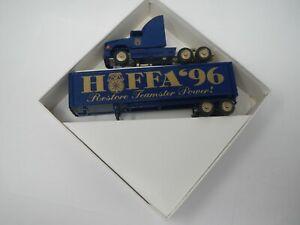 Winross Hoffa '96 Restore Teamster Power Tractor Trailer Diecast 1:64