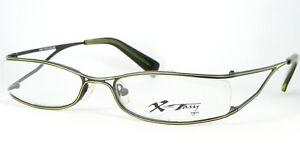 X-TASY by RK DESIGN X089 893 BLACK /LIME EYEGLASSES GLASSES FRAME 57-18-135mm
