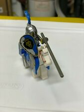 Lego Castle Knight Minifigure with Horse #4