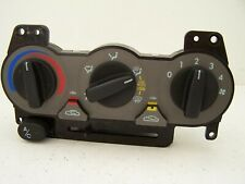 Hyundai Accent Heater controls (2003-2005)
