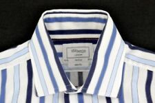 T.M.Lewin Cotton Striped Formal Shirts for Men
