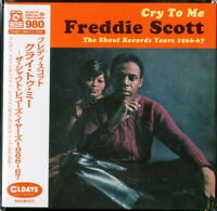 FREDDIE SCOTT-ARE YOU LONELY FOR ME?-JAPAN MINI LP CD B57