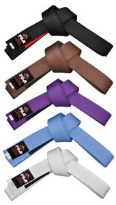 FUJI Jiu Jitsu Adult Belts BJJ