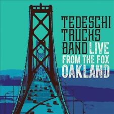 Live from the Fox Oakland * by Tedeschi Trucks Band  2 CD set