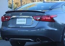 Spoiler and Wing King brand Factory Style SR Spoiler made for the Nissan Maxima 2016-2019 Painted in the Factory Paint Code of Your Choice 556 KH3