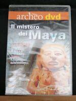 dvd film DOCUMENTARIO il mistero dei MAYA nuovo