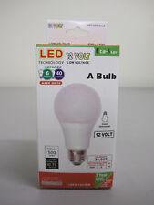 LOT OF (6) CYBERTECH 6 WATT LED A-LINE LAMPS, 12 VOLT, 3000K #: LB6A-12V/WW