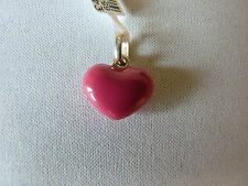 Link of London Hot Pink Heart Charm