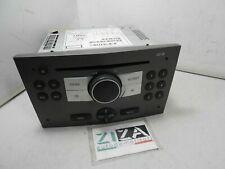 Stereo Autoradio Lettore CD Opel Astra H SW 1.7 2006 7644221310 13190856