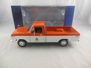 Very Rare First Gear 40-0284 1973 Ford F-100 Pick-up Truck Allis Chambers 1:25