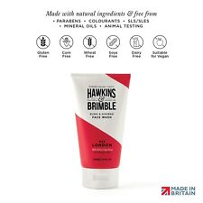 Hawkins & Brimble Face Wash - 150ml Mens Facial Wash and Removes Excess Oil