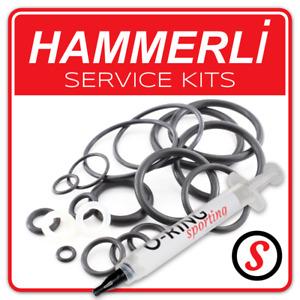 HAMMERLI Pneuma, Elite, Air Magnum 850 O-Ring seal service kit + OPTIONAL GREASE