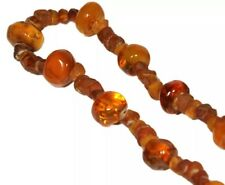 NATURAL 55 GR. BALTIC AMBER NECKLACE