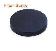 Metal Screw-in Stack Cap 72mm UV CPL ND IR Filter case