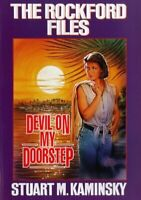 The Rockford Files: Devil on My Doorstep by Stuart M. Kaminsky Paperback Book