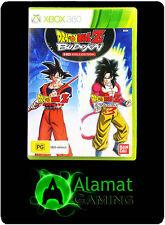 Dragon Ball Z Budokai HD Collection (Xbox 360) VGC - Complete - Fast Free Post