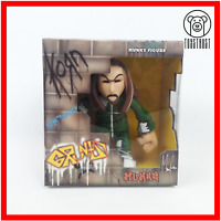 Korn Gruntz Munky Action Figure Boxed Vinyl Toy by The Stronghold Group 2002