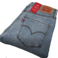 Levi's 311 Jeans Shaping Skinny Sky Blue 25, 26, 28, 29, 30, 31, 32, 33 BNWT